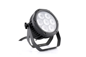RGBAW 5in1 LED PAR Waterproof light