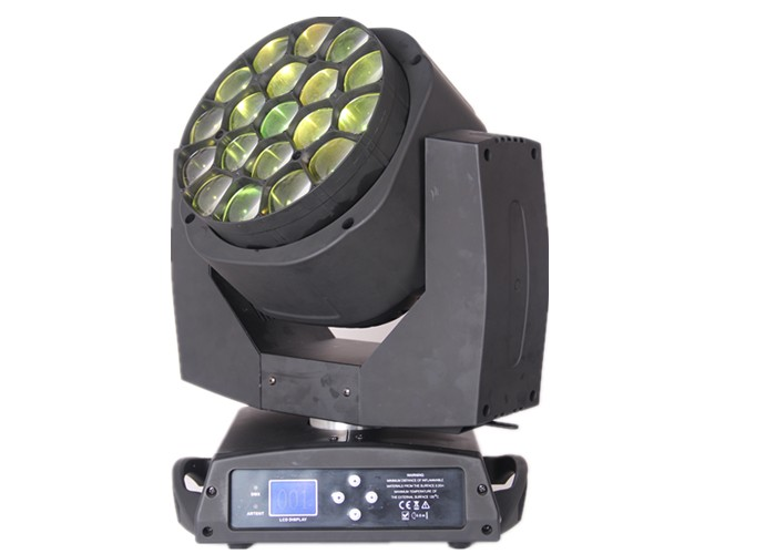 19x15W led moving head zoom,wash led moving head RGBW zoom led moving head wash