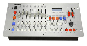 240 channel dmx common controller