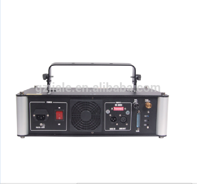 500m full color animation laser light show equipment for sale