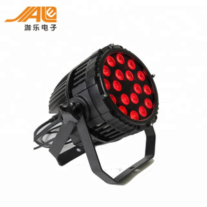 DJ high brightness waterproof Led 18PCS 10W 4in1 led par light guangzhou stage light rgbw