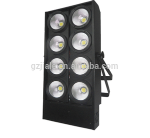 8 Eyes 50w White Color Led Cob Blinder Light Disco Stage Lights With Dmx 800W/400W COB light