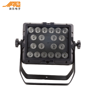 20x15w RGBWA 5in1 outdoor led wall wash light
