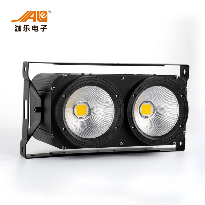 2 Eyes Led Stage Par Lights 200W 100W Cob Led Par Light