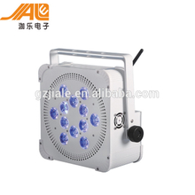 RGBW 4in1 12Pcs LED Battery Light