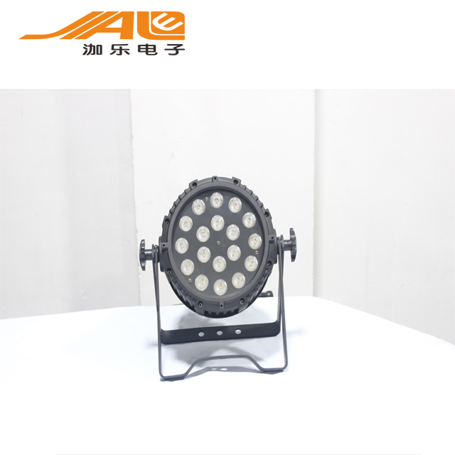 18x15w RGBAW UV 6in1 DMX Led par 64