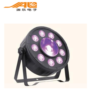LED 10pcs Flat Par Light