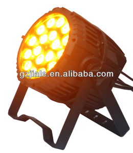 New Waterproof led light RGBWA + UV 6in1 Outdoor LED Par Light