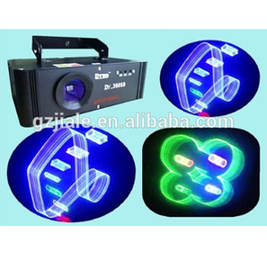 hot sale 3D line effect Laser Light for disco DJ party