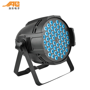 Hot Sell 54*3W RGBW High power led par stage light