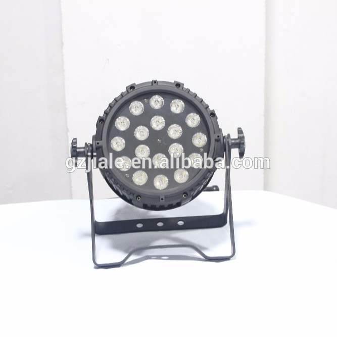 18x15w 6in1 RGBWA + UV waterproof LED Par Light