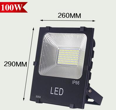 100W High lumen outdoor lighting led flood light for High lumen outdoor lighting led flood light