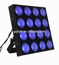 Promotional 16pcs x 30W Led wash Blinder Matrix Disco stage Light For Stage Wedding