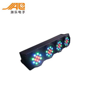 48pcs led stage lights 4 eyes dmx stage blinder light 3w audience blinder