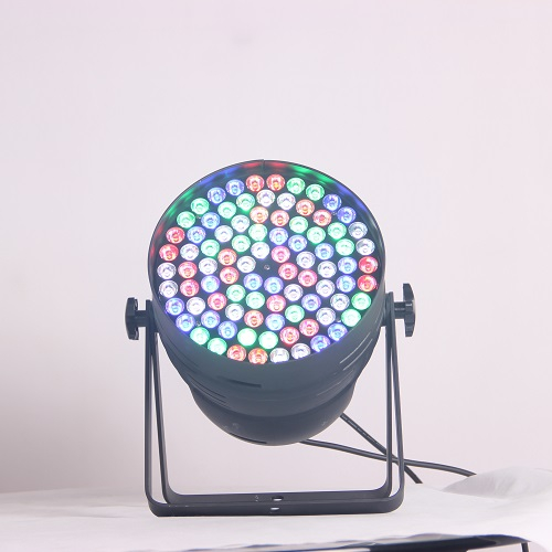 China Manufacture 80 Led Par Light Led Light Flight Case