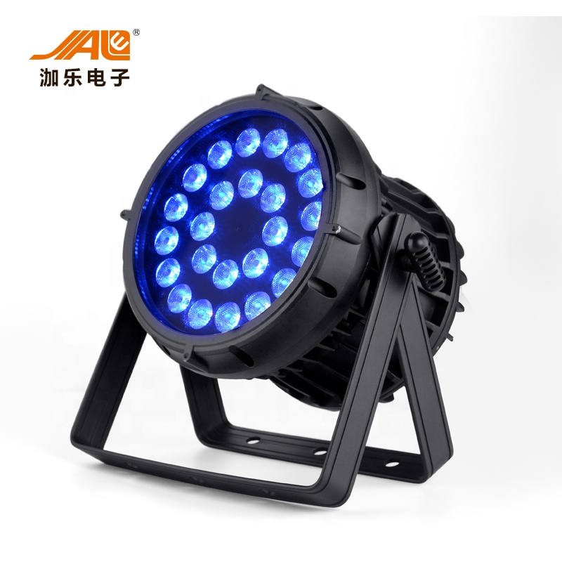 Newest Housing 24PCS Highest Par Led Grow Light High Par DJ Stage Par Light