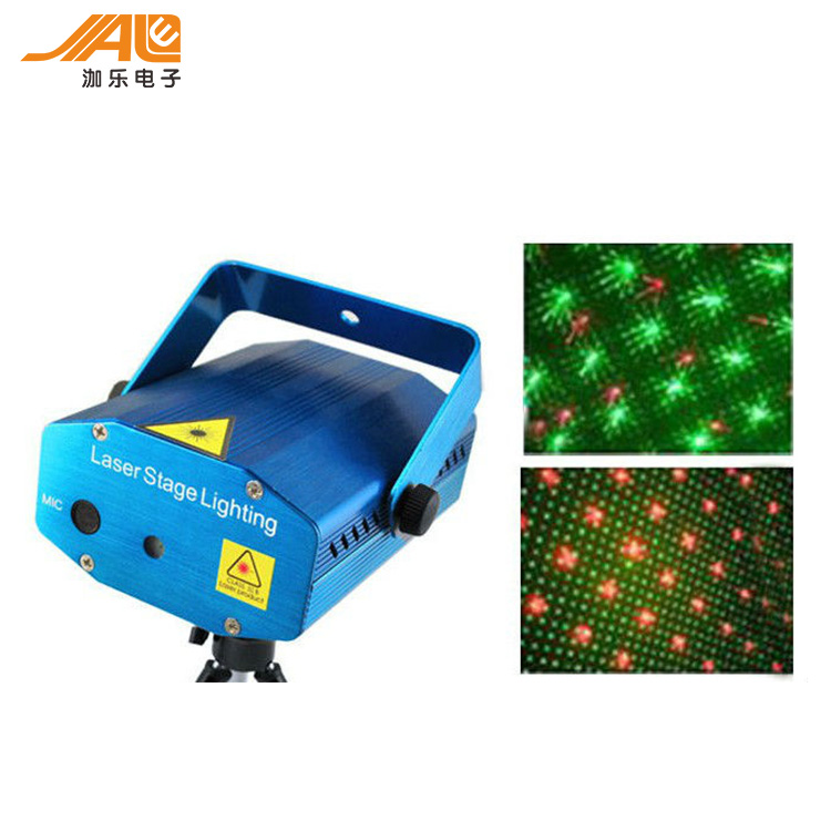 Red& Green good pattern mini Laser light