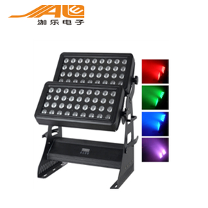 72PCS High Power LED City Color light rgbw Stage Light