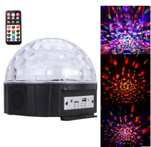 18W rotating led KTV dance light magic ball effect lights