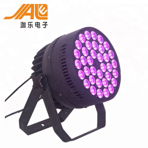 Top 1 New Product 36pcs * 10W RGBW 4in1 Led Par 64 Light